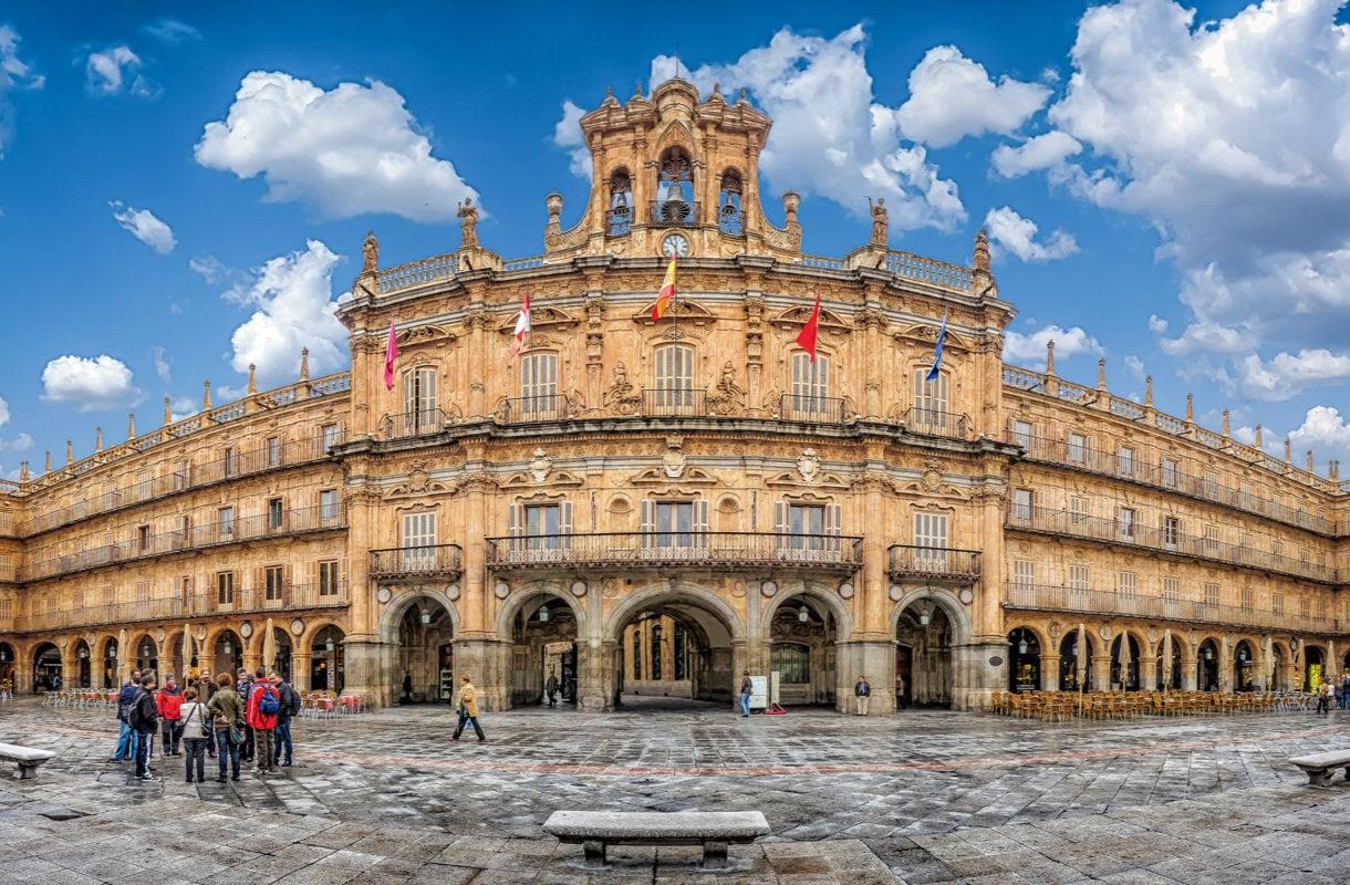 Matkavinkit Espanjan Salamancaan