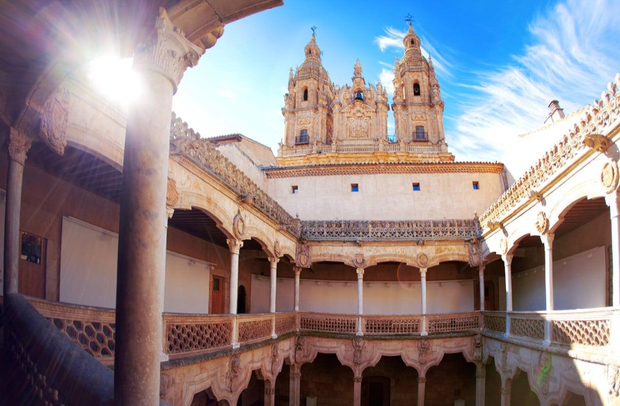 Salamancan katedraali