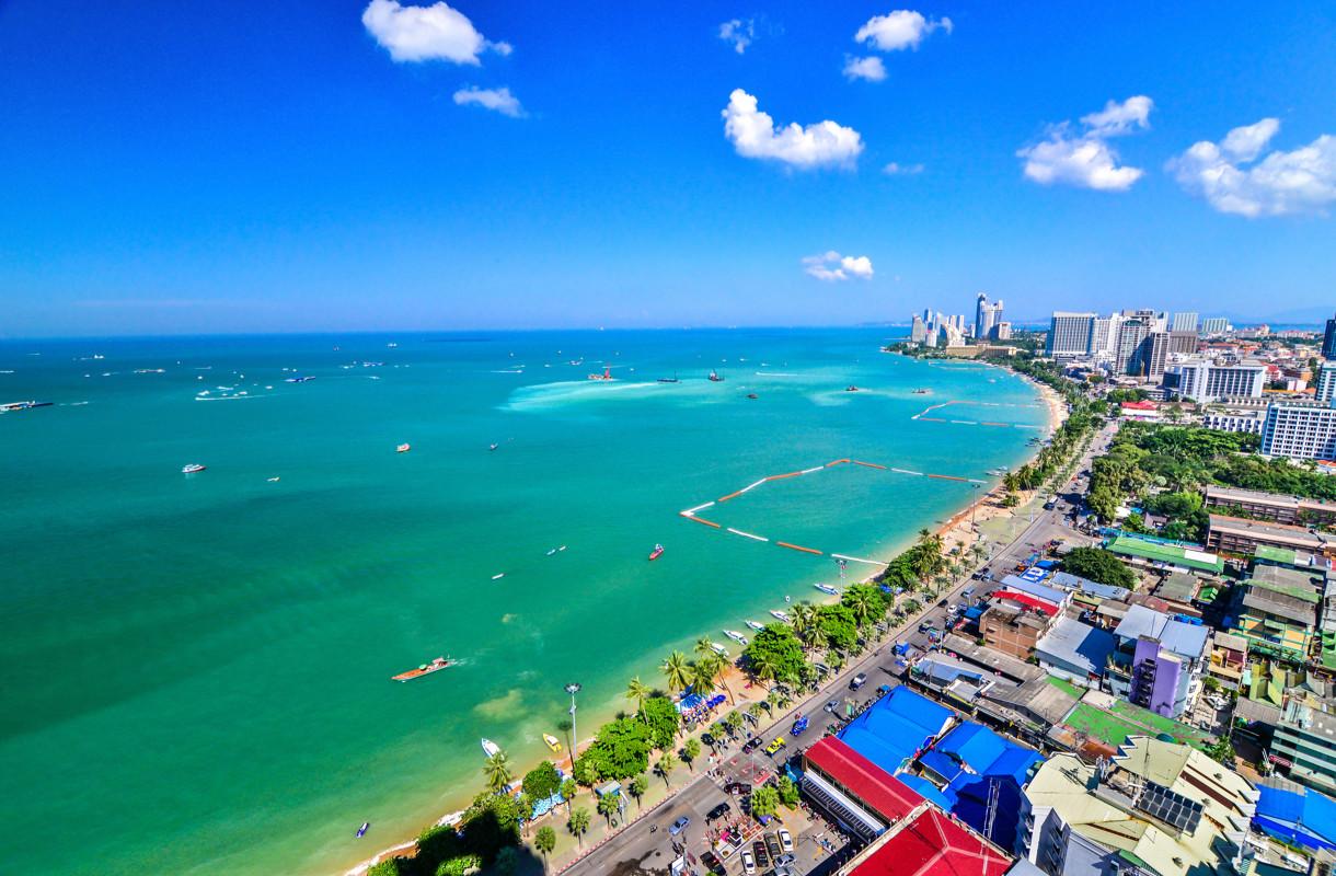 Viisi mielenkiintoista faktaa Pattayasta
