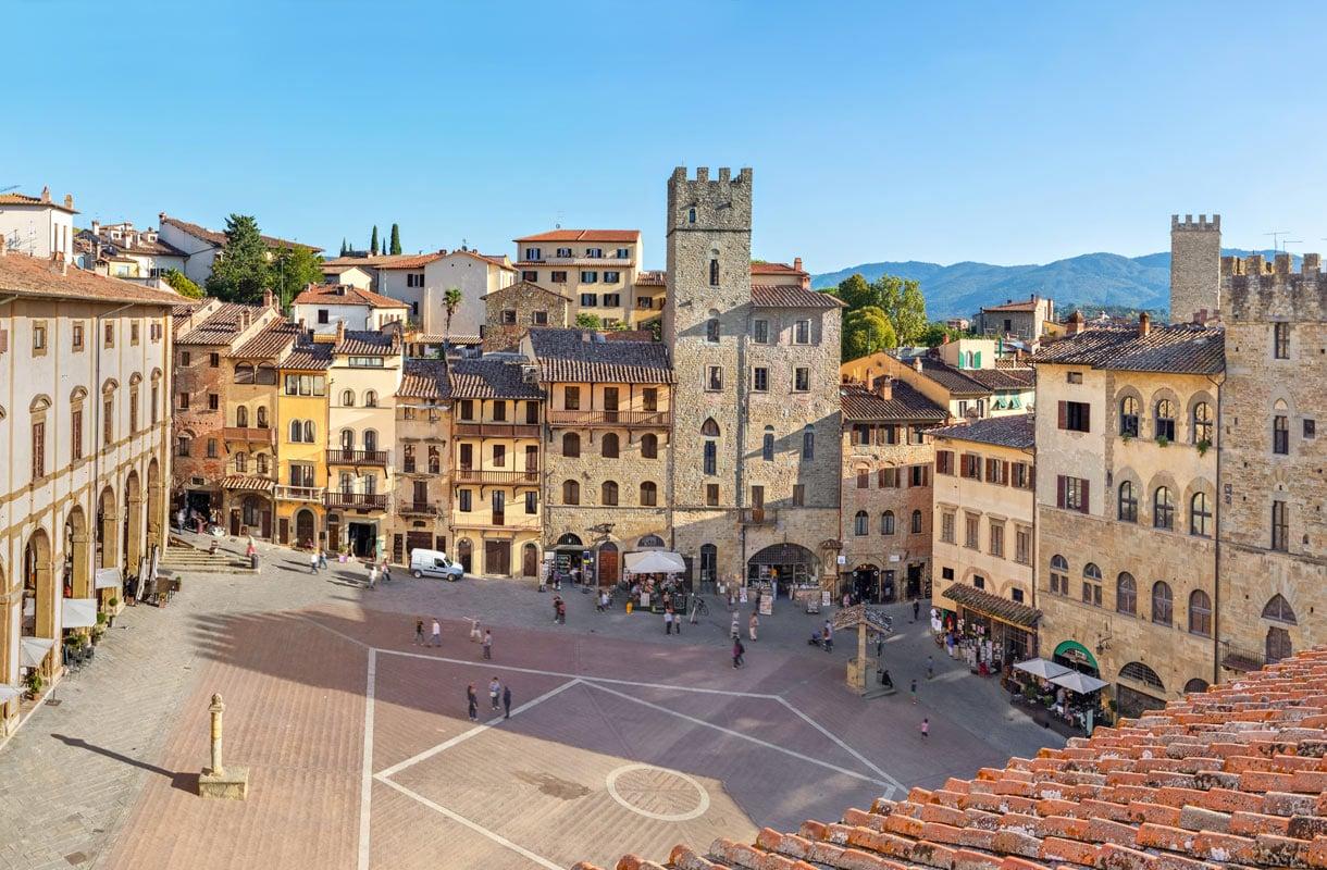 Toscanassa kuvatut elokuvat