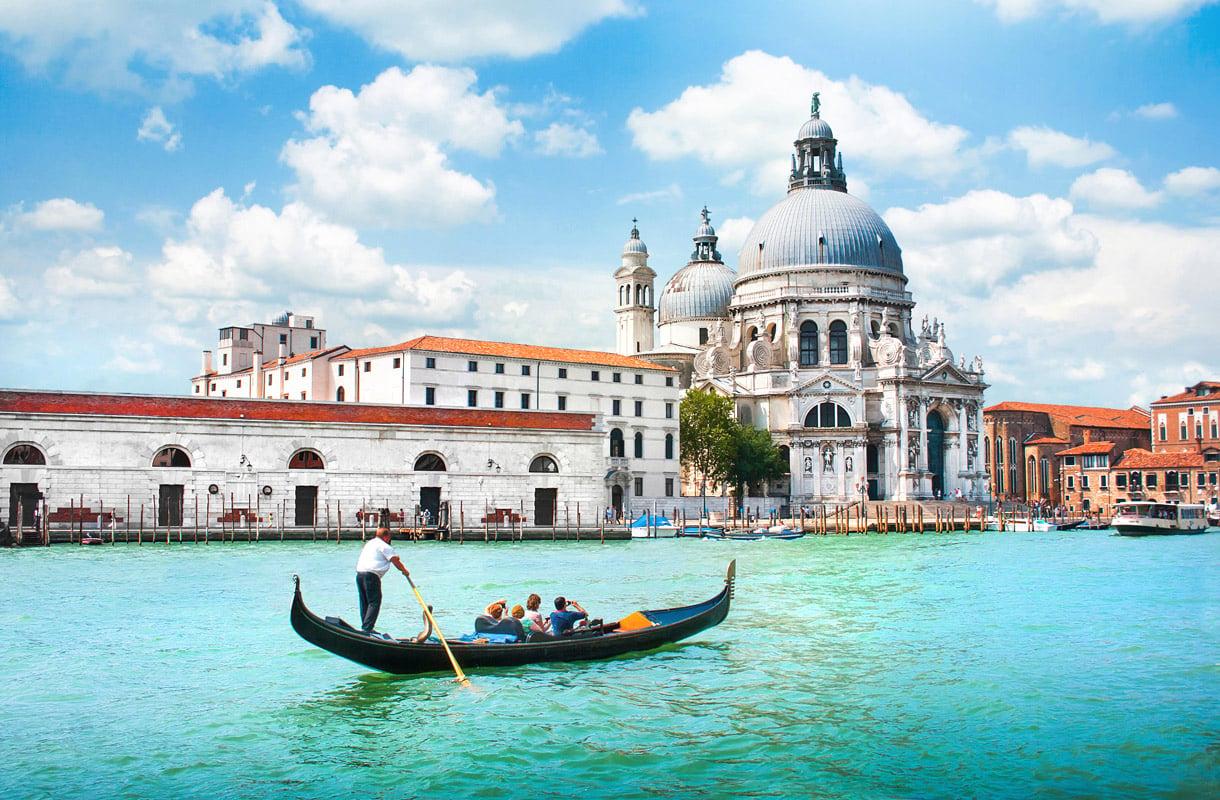Venetsiassa kuvatut elokuvat