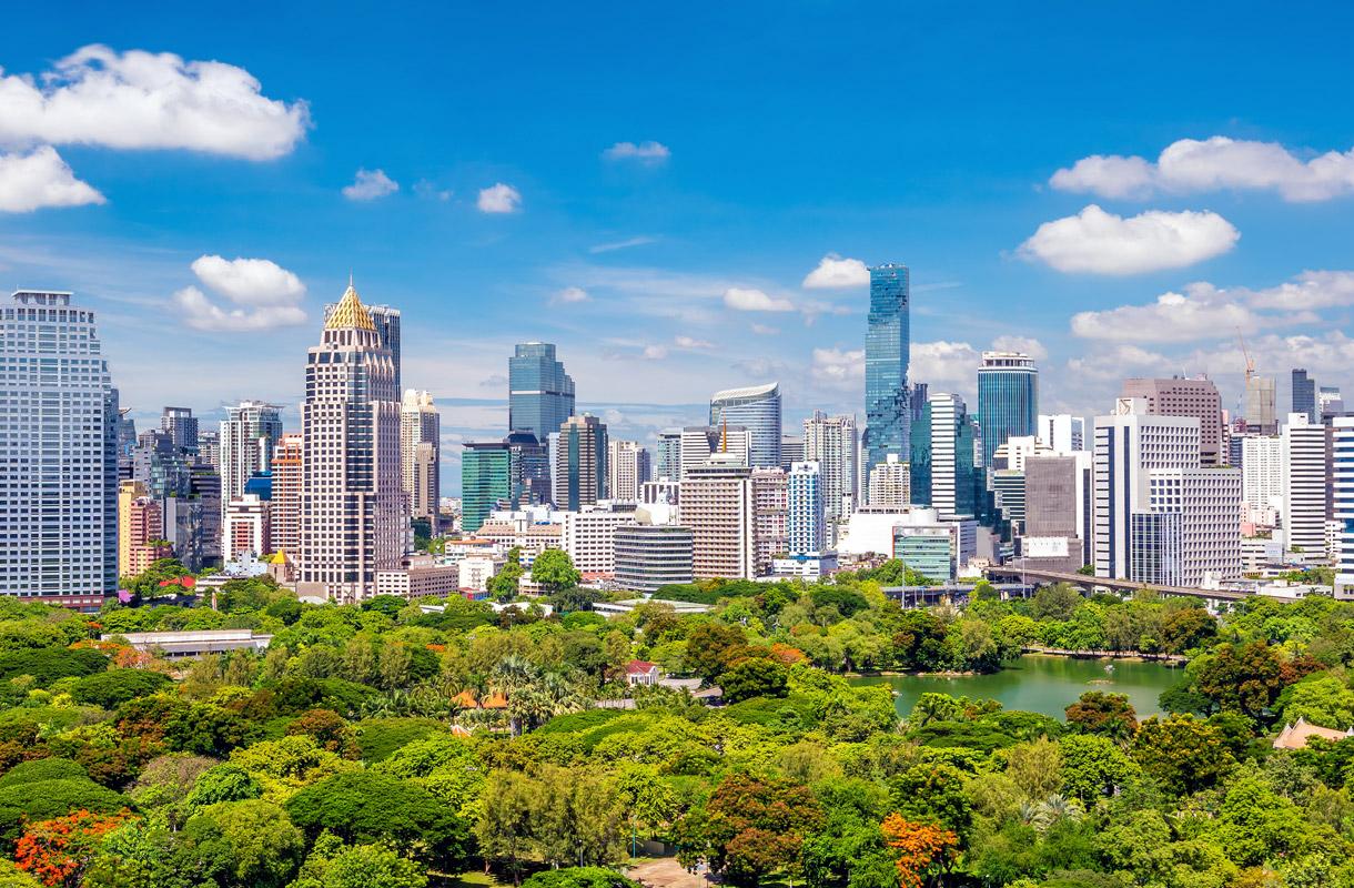 Bangkokia rakastetaan ja vihataan