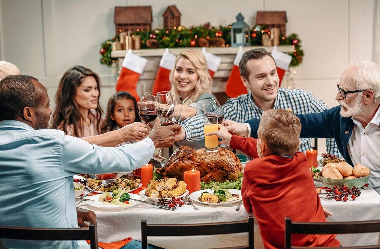 Miten Yhdysvalloissa vietetään joulua?