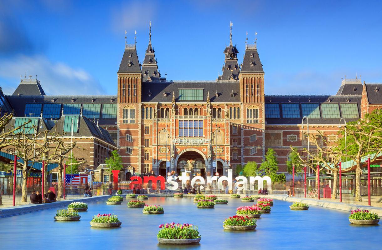 Alankomaat vai Hollanti?