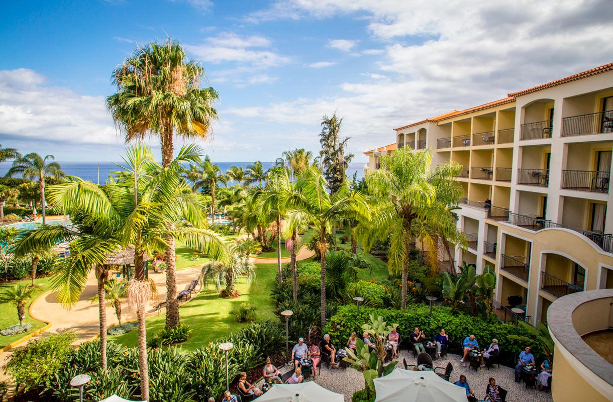 Mitä resort-hotelli tarkoittaa?