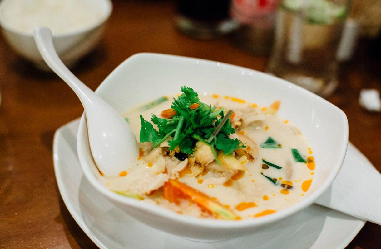Thaimaalainen aamupala