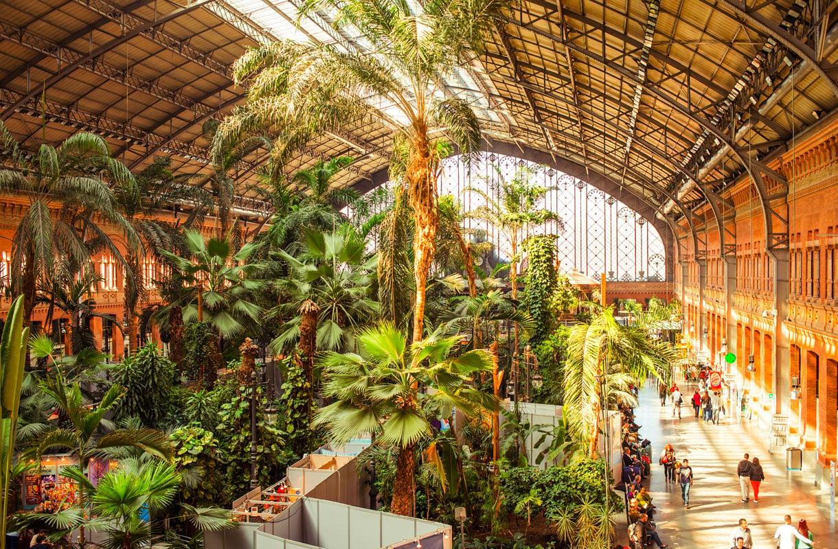 Euroopan kauneimmat rautatieasemat