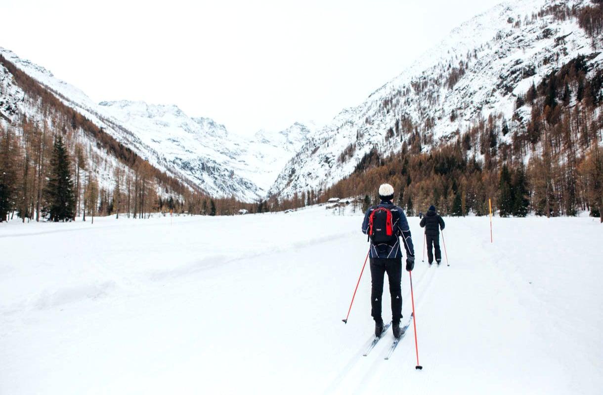 Aostanlaakso, Italia