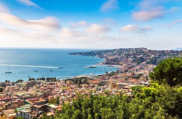 Napoli Nähtävyydet