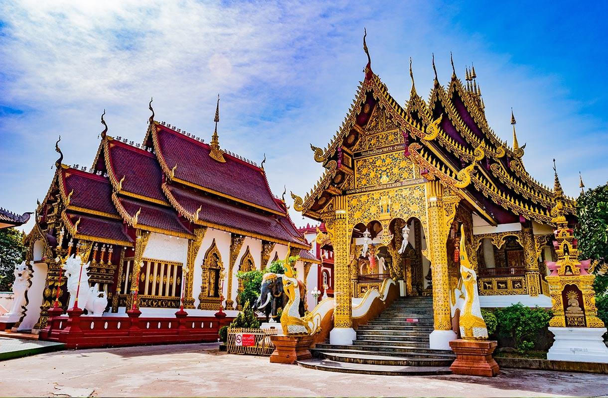 Chiang Main nähtävyydet
