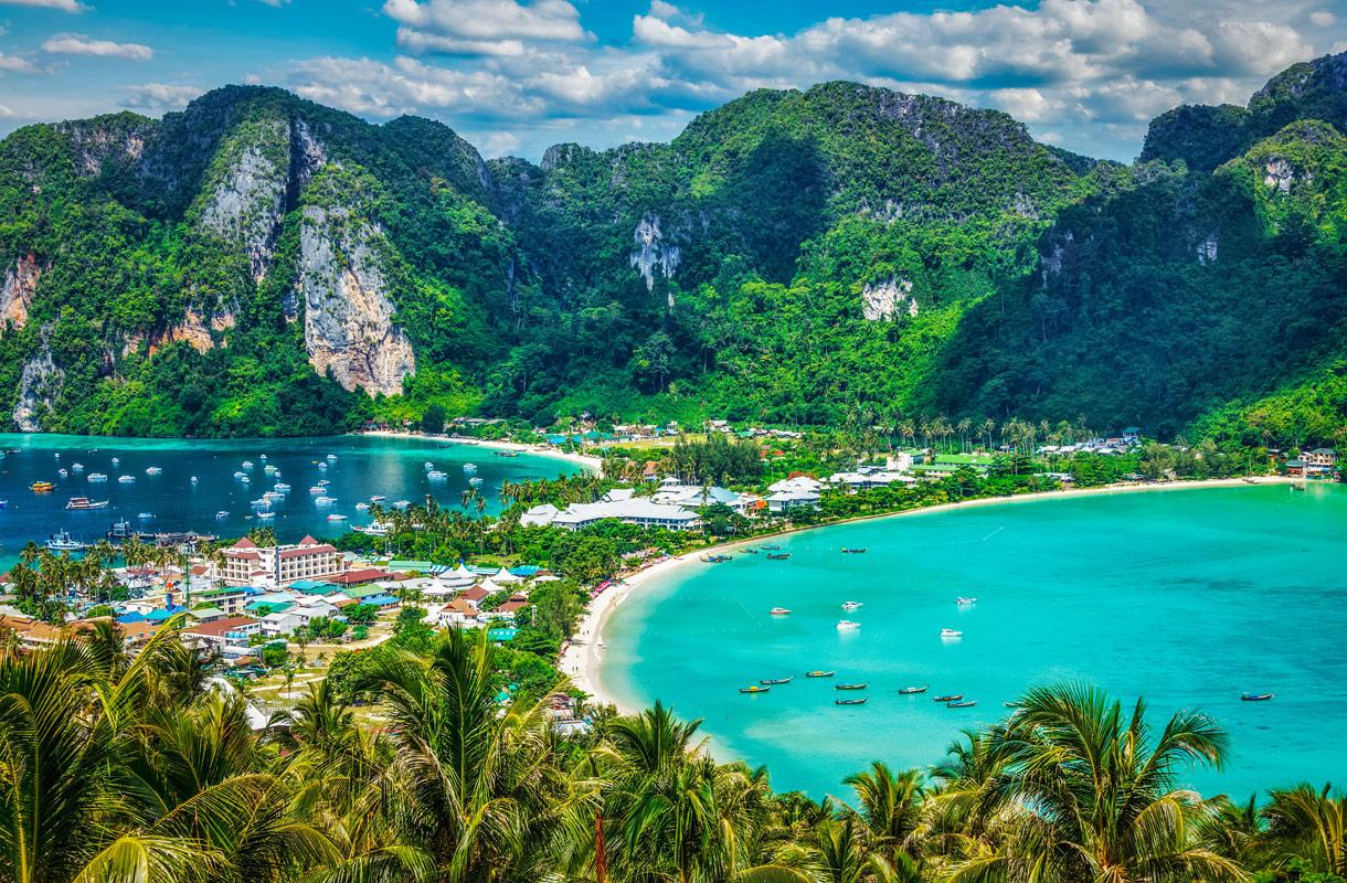 Päiväretki Phi Phi -saarille
