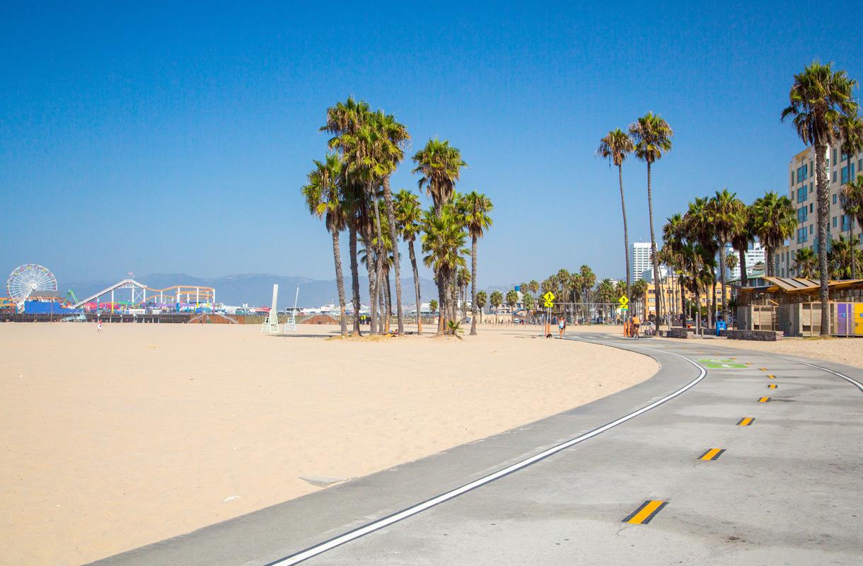Säännöt Los Angelesin rannoilla