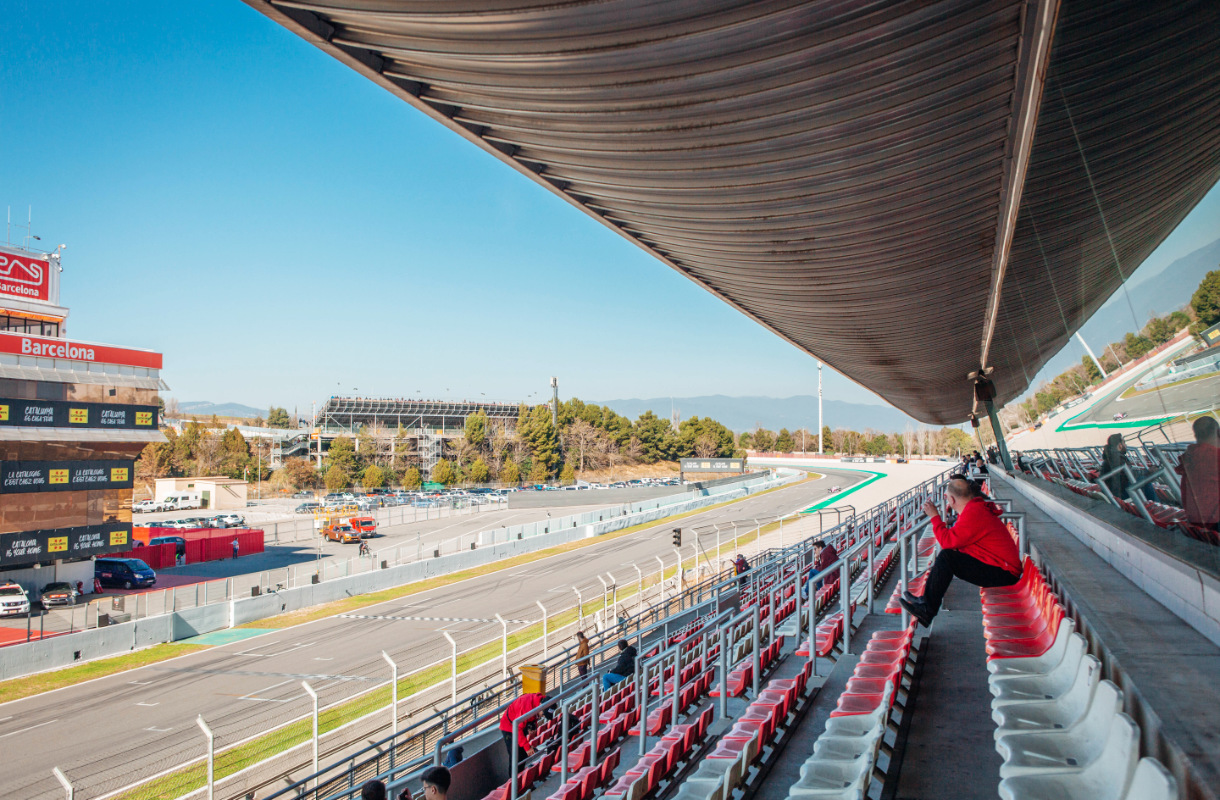 Formula 1 Barcelonassa