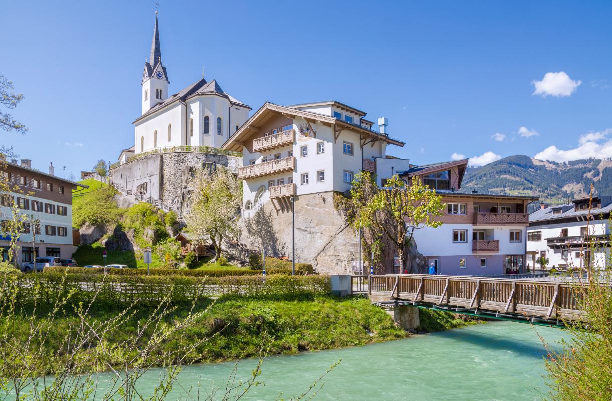 Kaprun, Itävalta