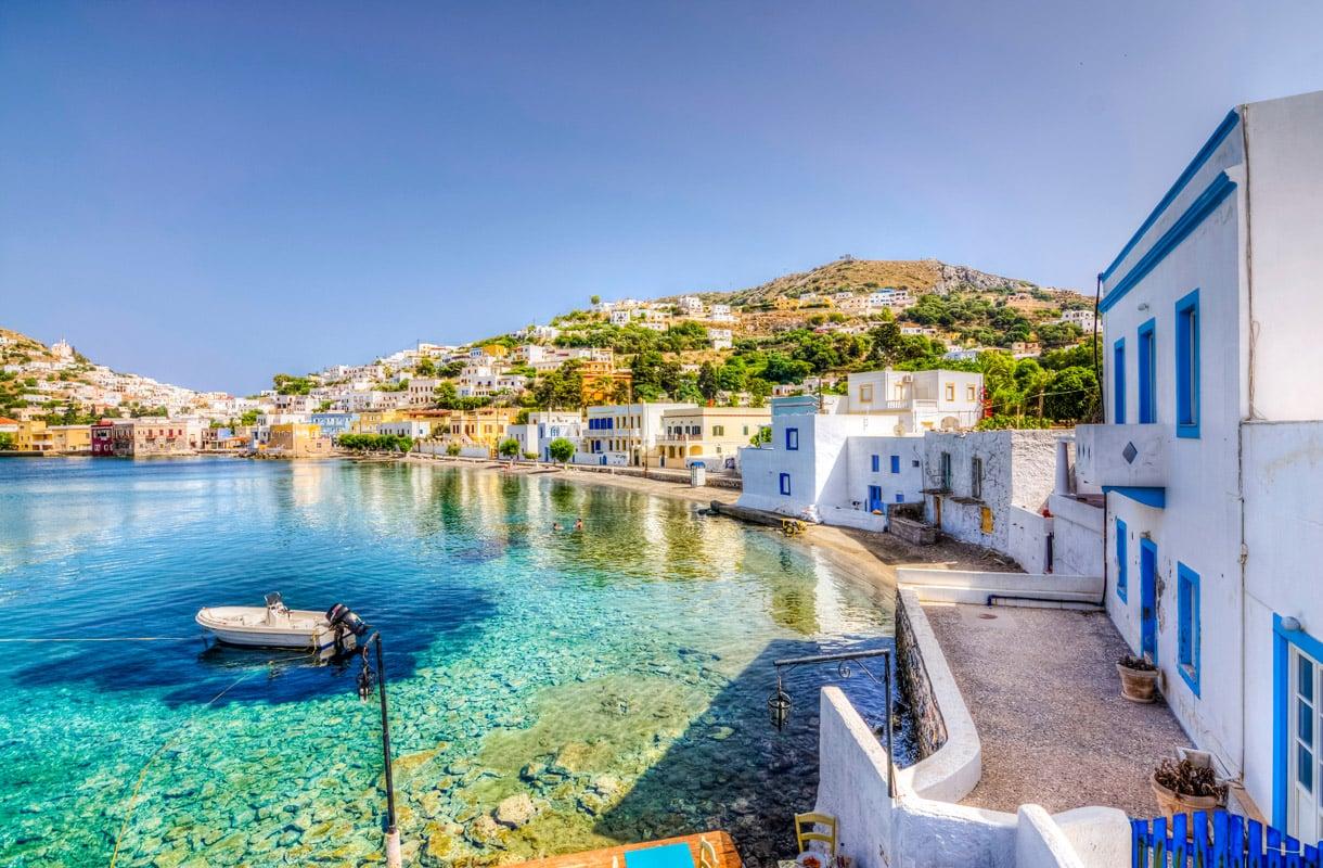 Leros, Kreikka
