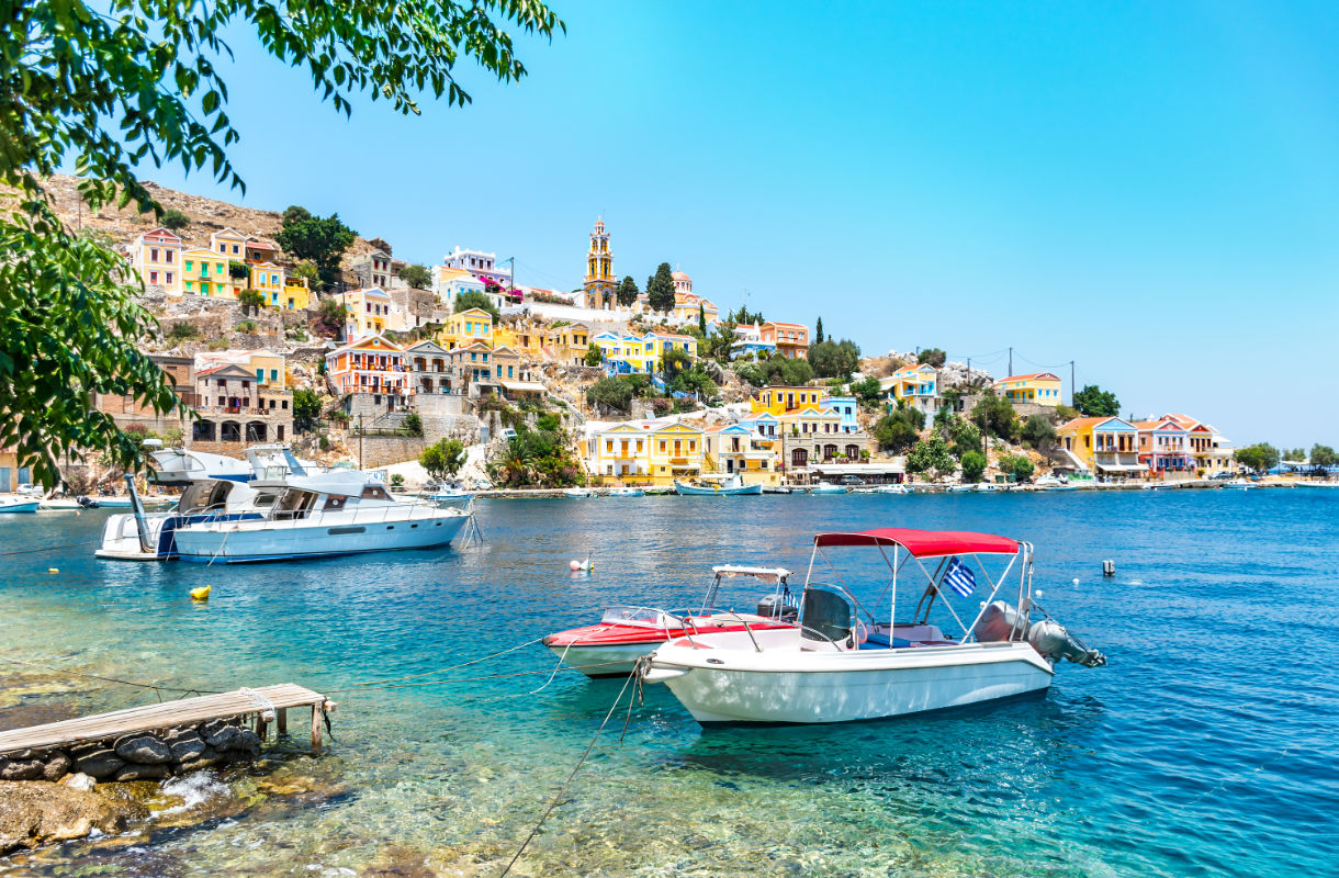 Symi, Kroatia