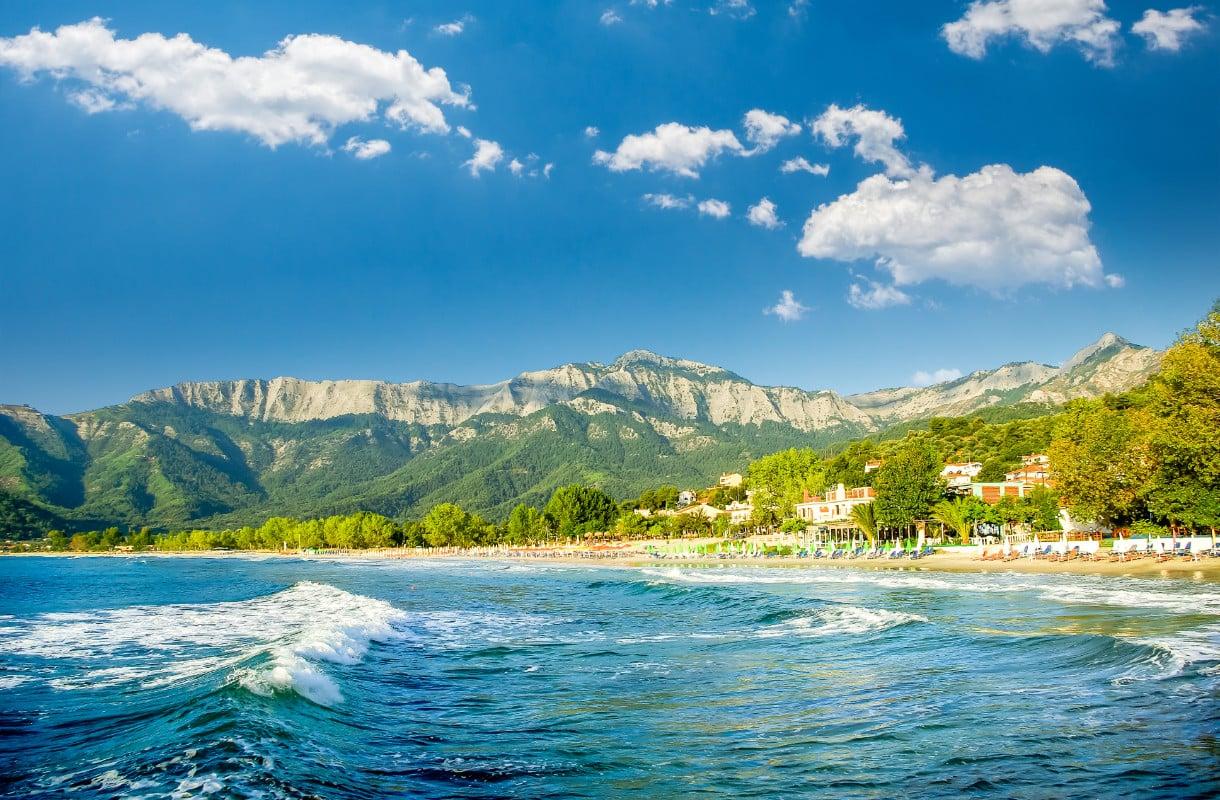 Thassos, Kreikka