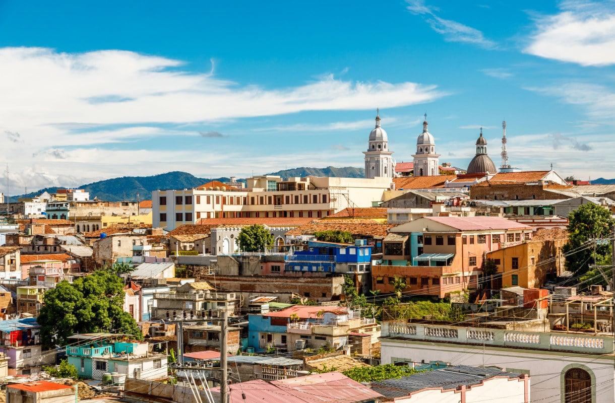 Santiago de Cuba, Kuuba
