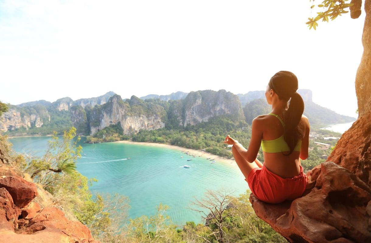 Suojaudu auringolta Thaimaassa