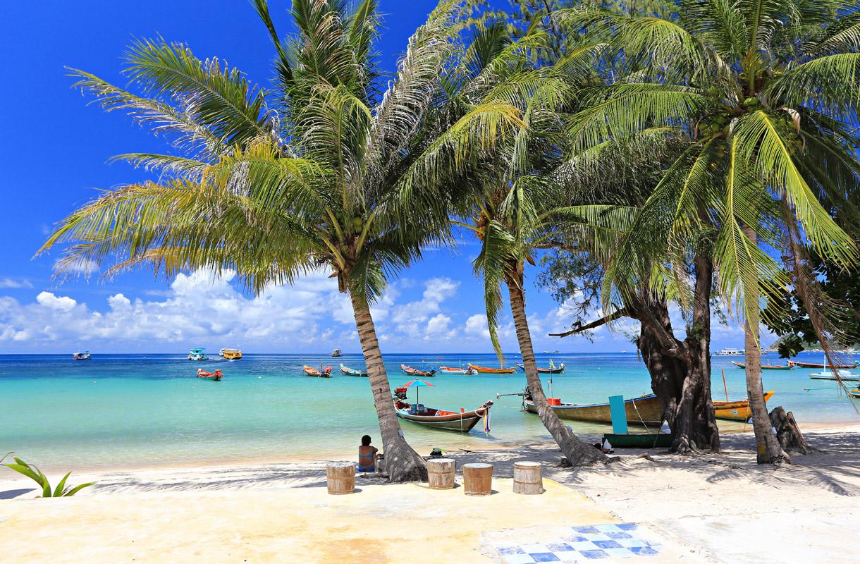 Thaimaan rantasäännöt