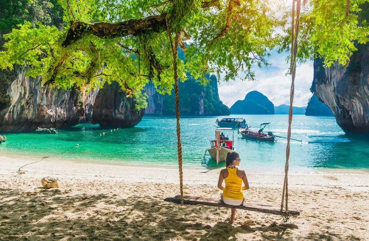 Näin pääset Phuketista Krabille