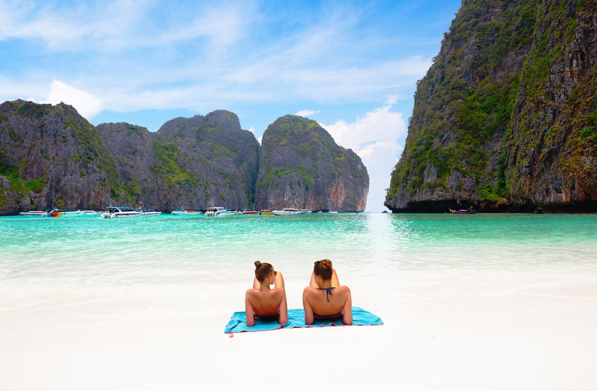 Thaimaan rantaetiketti