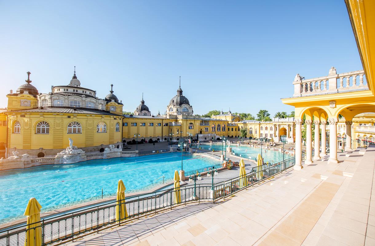 Best public swimming pools
