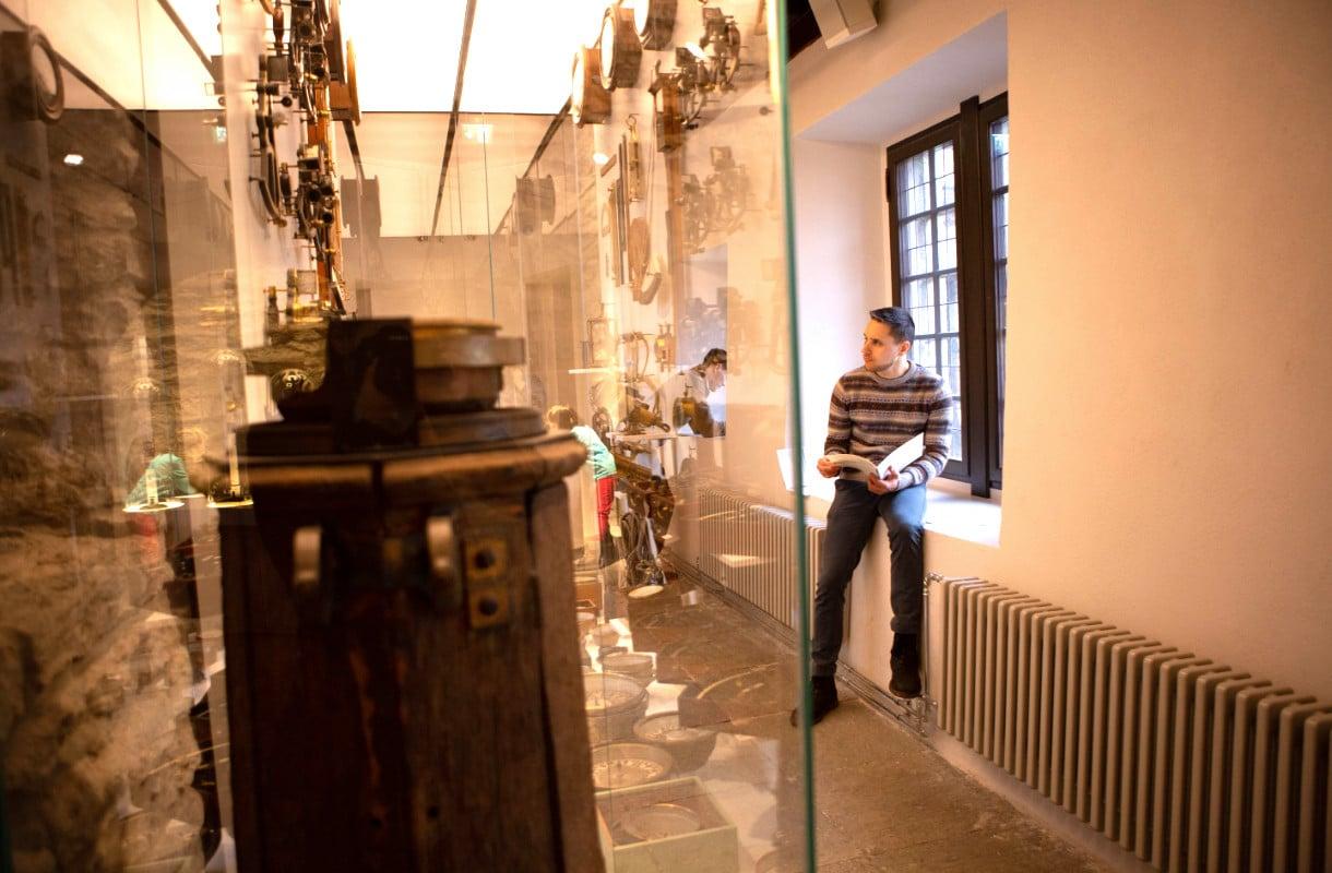 Viron merimuseo, Tallinna