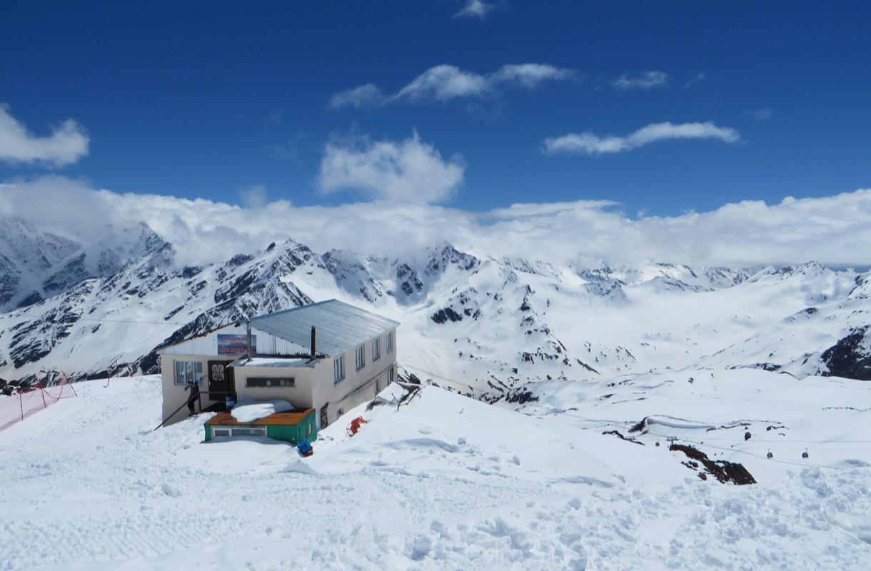 Elbrus, Venäjä