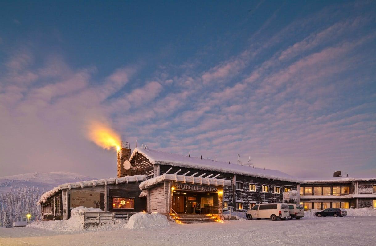 Hotelli Pallas kuuluu Lapland Hotels -ketjuun