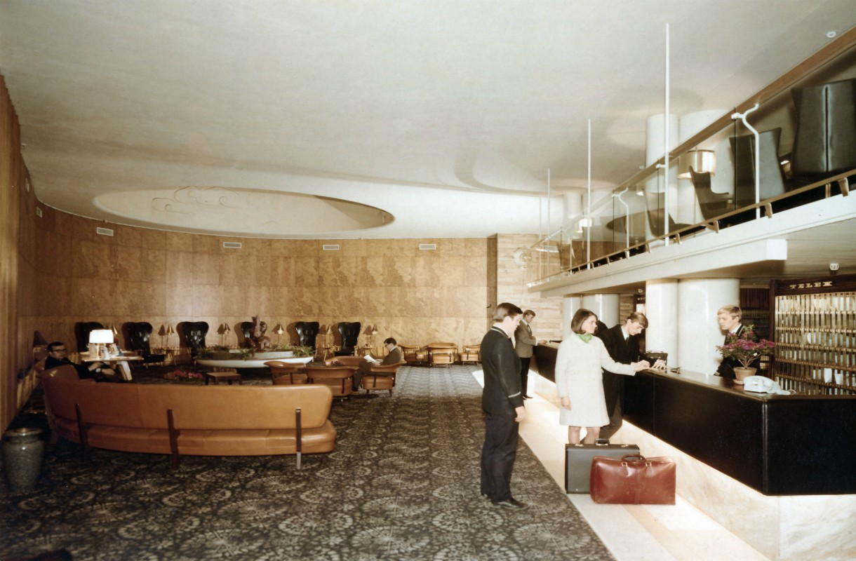 Sokos Hotelsin historia