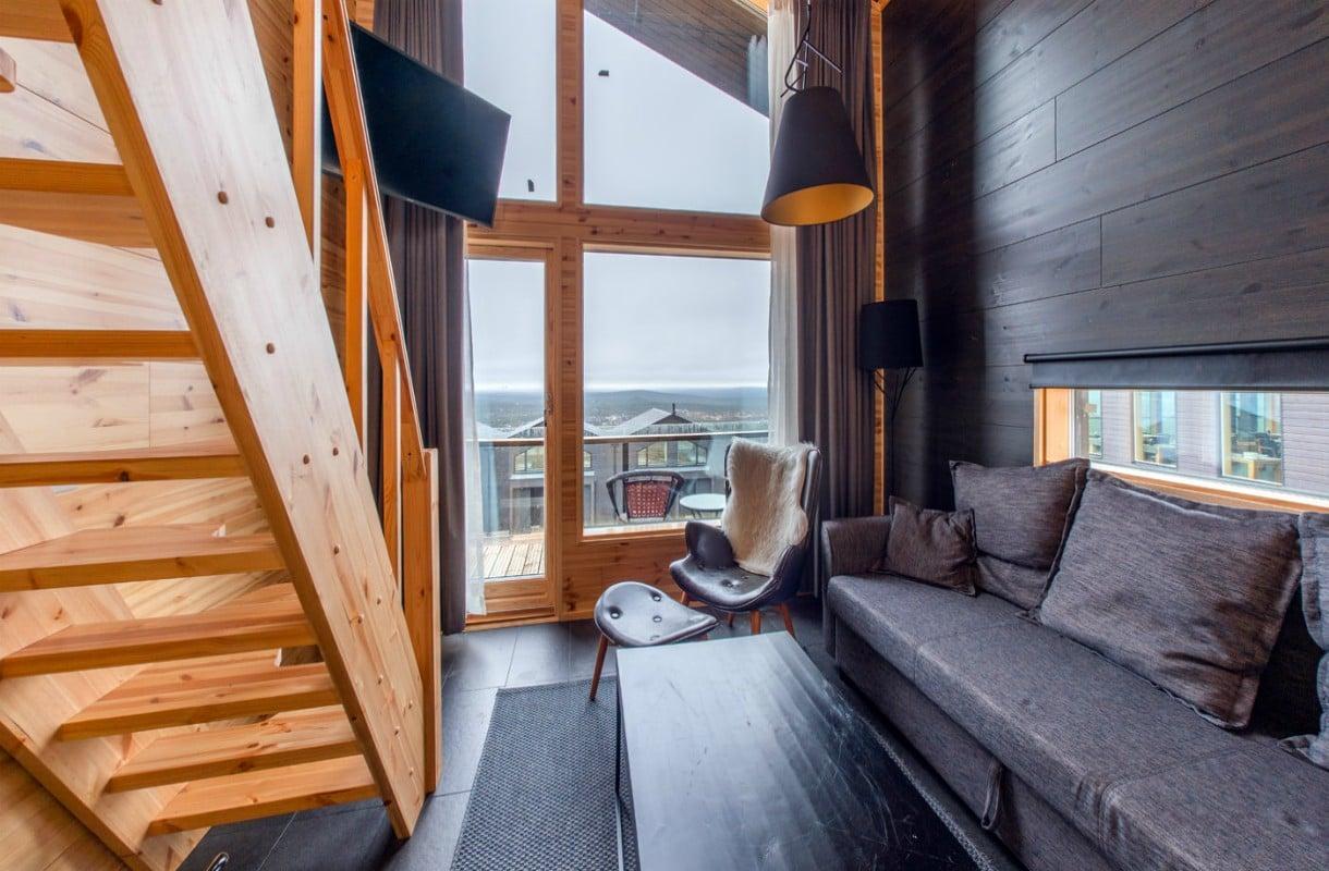 Star Arctic -hotellin maisemasviitit