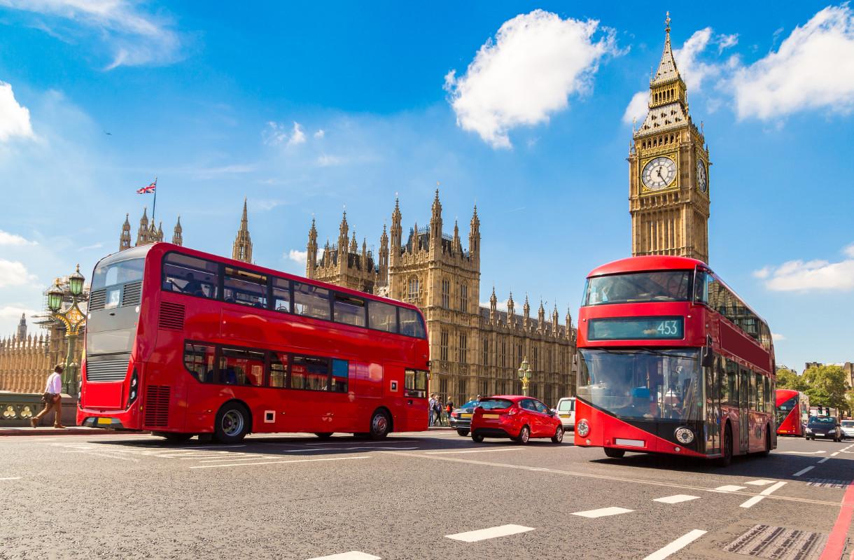 Westminster Bridge, Lontoo