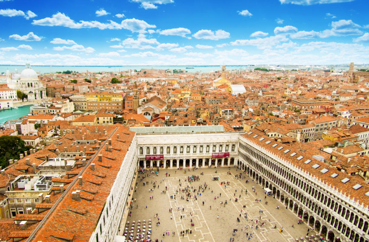 Piazza San Marco, Venetsia