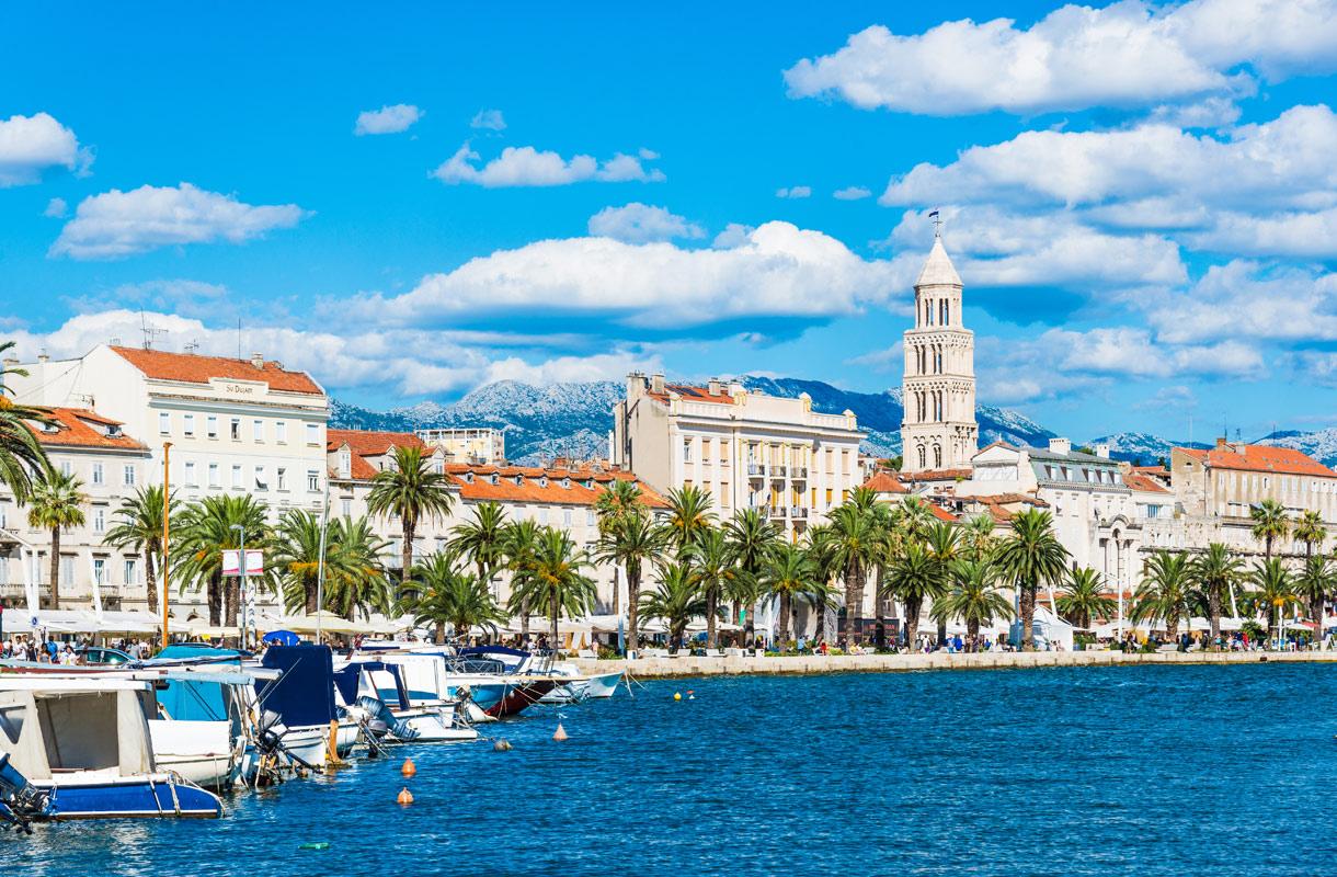 Pakettimatka Kroatiaan