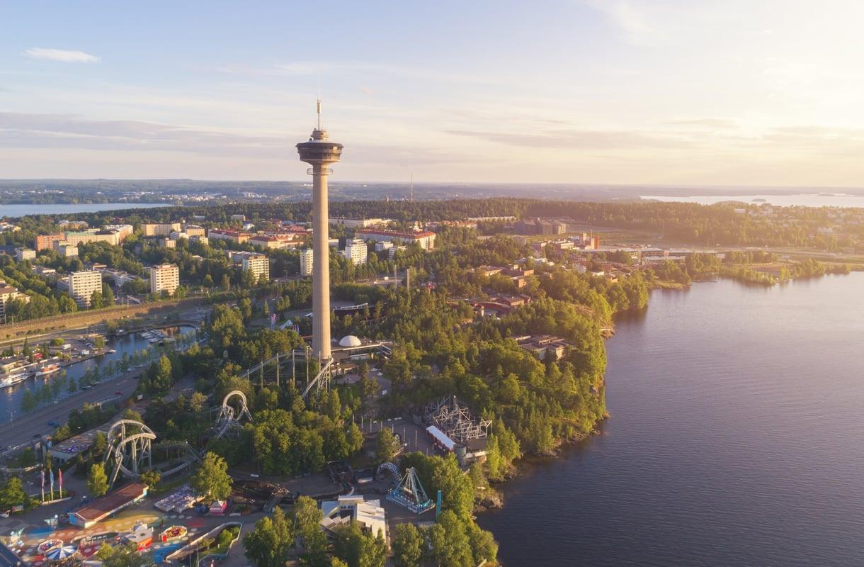 Tampere Sää