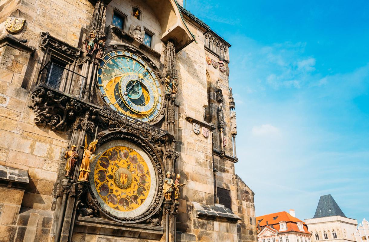 Astronominen kello, Praha