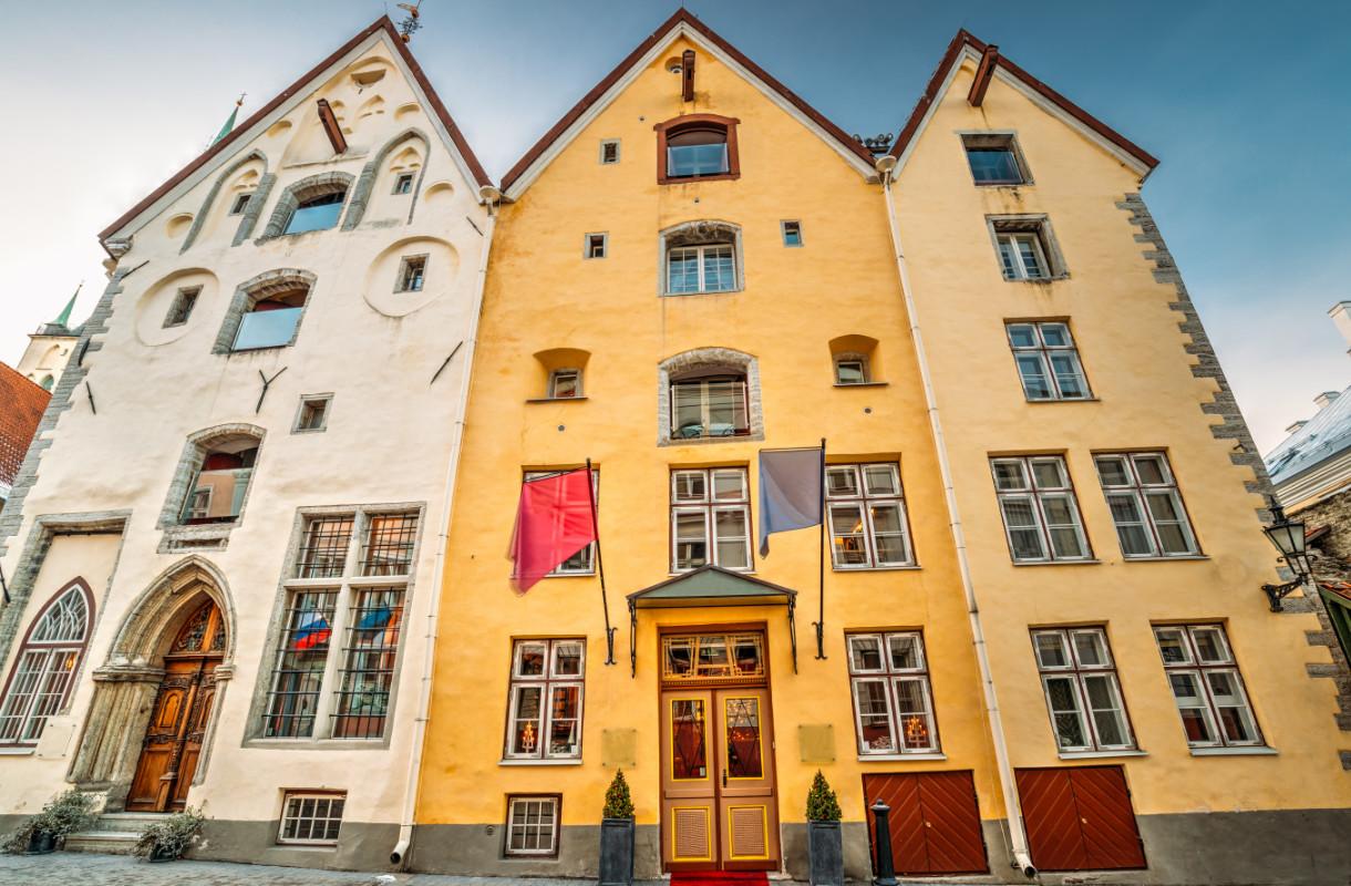 Vinkit Tallinnan vanhaankaupunkiin