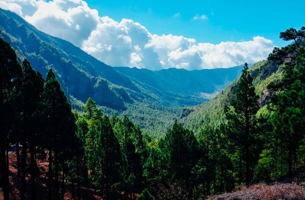 Caldera de Taburienten kansallispuisto