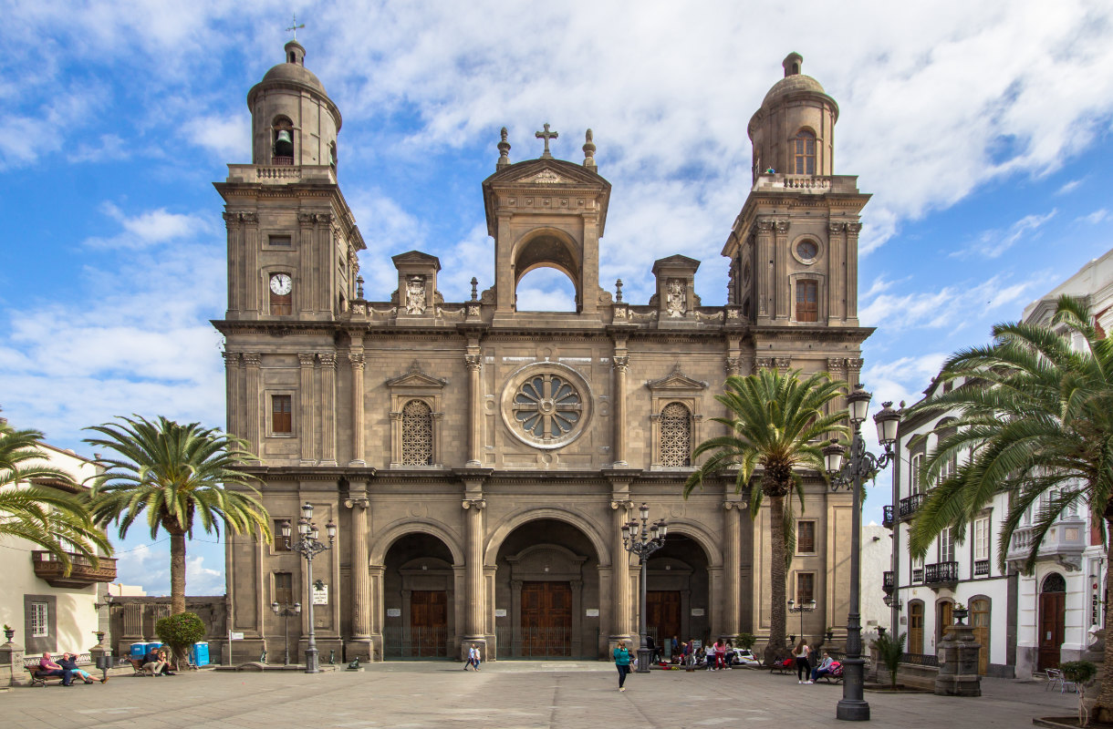 Gran Canarian nähtävyydet