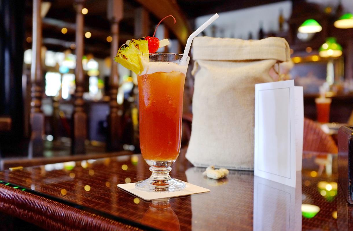 Resort drinks