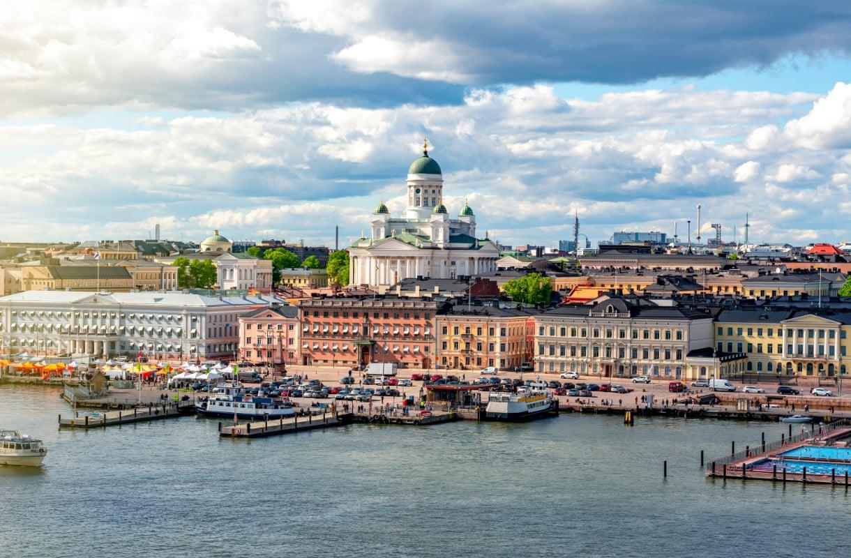 Helsingin paras maisema