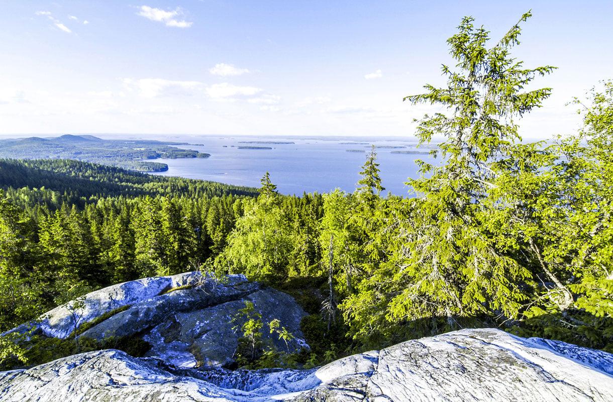 Suomen hienoimmat maisemapaikat