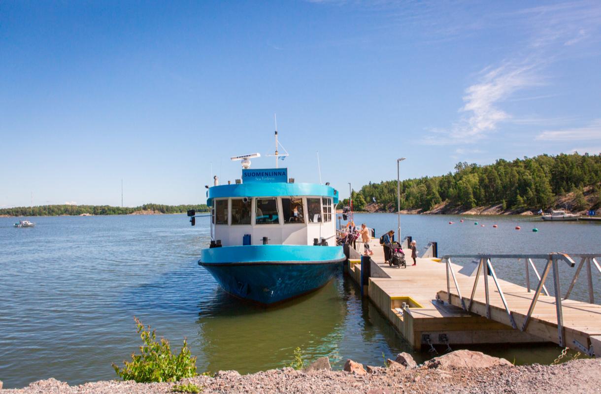 Vallisaari, Helsinki