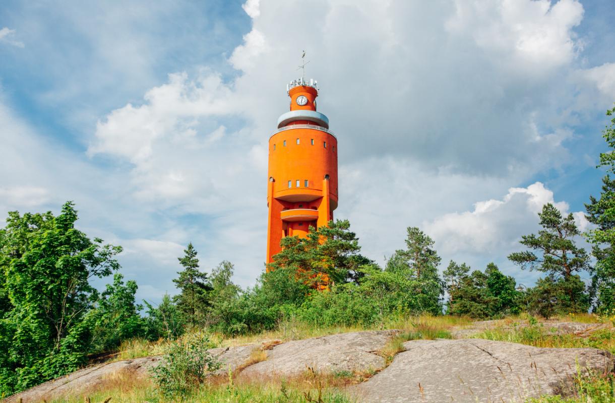 Torre de agua Hangon